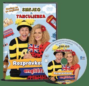DVD Rozprávková angličtina